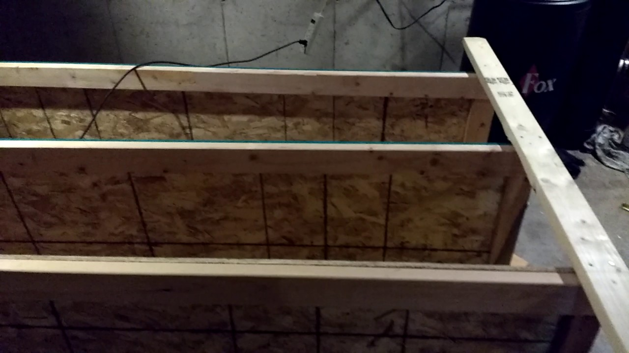 DIY Basement Shelves Quick and Easy & DIY Basement Shelves Quick and Easy - YouTube