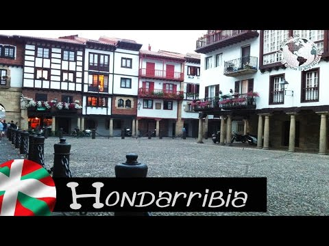 Hondarribia: Historia, Playa y Pintxos!!! Julio 2013