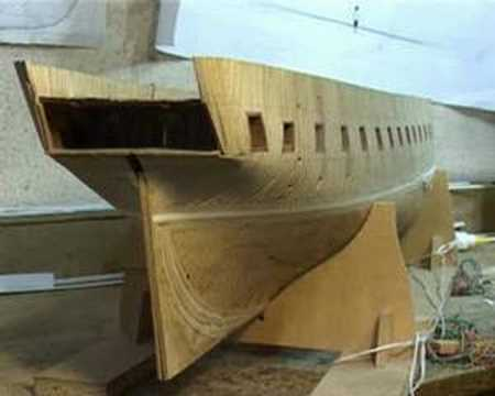 Free Wooden Model Ship Building Plans