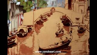 Техника живописи старых мастеров. Венеция. Technique Oil Painting.