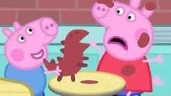 Peppa Wutz 💙 Töpfern mit Peppa und Schorsch | Peppa Pig Deutsch Neue Folgen | Cartoons für Kinder