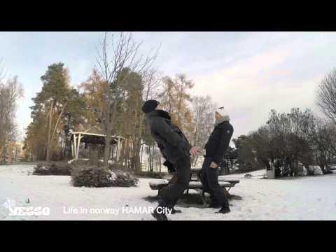 Yesso Life in Norway Hamar City [shot scene02.25]