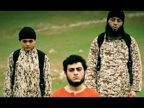 New ISIS Video Shows Child Killing Israeli Spy | NTV