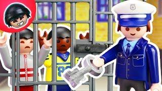 KARLCHEN KNACK #44 - Kinder im Gefängnis - Playmobil Polizei Film