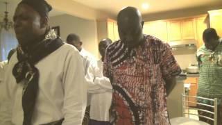 Association Mboa-Sawa Souhaite la Bienvenue au chef Emmanuel Ndoumbe de Bonendale, Douala
