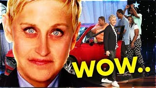 Ellen Just Made Her Rich.. (CRAZY!)