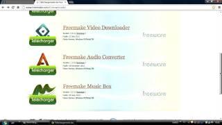 TUTO ASTUCE - Pouvoir telecharger et convertir ( video,image et son ) sans probleme