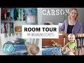 Room Tour & Closet Organization | Five Tips for Kids!