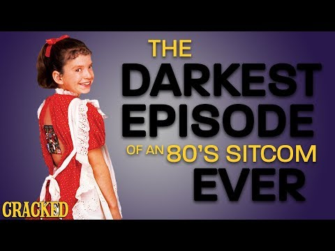 The Darkest Episode of an 80's Sitcom Ever - Cracked Responds to Small Wonder
