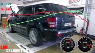 Reprogrammation Jeep Grand Cherokee SRT8 +24cv/+45NM(Reprogrammation Lsx Calibration http://www.lsxcalibration.com http://www.facebook.com/lsxcalibration., 2016-11-10T04:42:20.000Z)