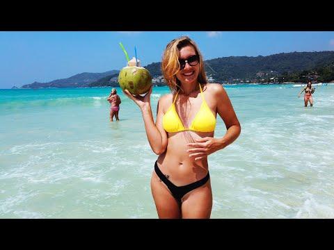 Вся правда про отели на Пхукете. Обзор пляжа Патонг 2019. Куда пойти вечером на Пхукете