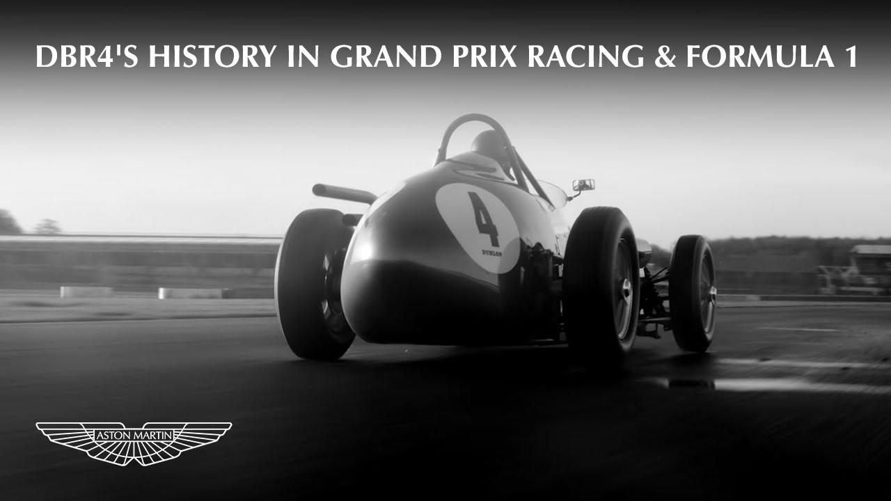 Video: Aston Martin's history in Formula 1