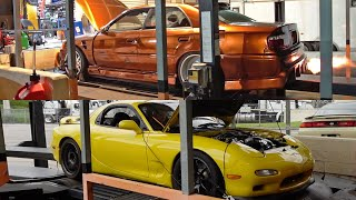 LS FD RX7 x G30660 Chaser Dyno Day!