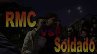 Download RMC vs Soldado - Audicion Rap Lurin -  Campo de Marte - 2017 MP3 song and Music Video
