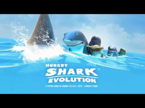 Hungry Shark Evolution #1