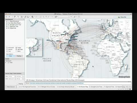 Who Needs D3! Build Your Network Graph in Tableau, Presented by Chris DeMartini