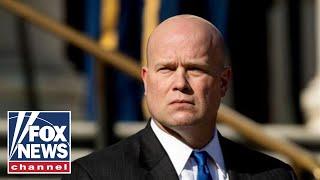 DOJ says Matt Whitaker can serve as acting attorney general