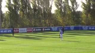 U21s Highlights - QPR 3-4 Crystal Palace
