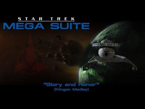 Star Trek Mega Suite: Glory and Honor (Klingon Suite)