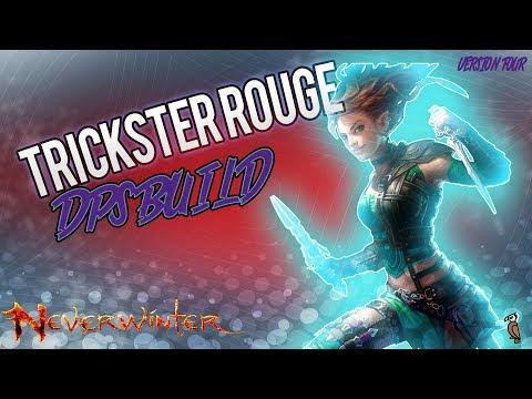 Neverwinter: Trickster Rogue Whisperknife Build Mod 10.5 (2017)