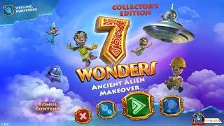[L] 7 Wonders V: Ancient Alien Makeover (2012, PC) - Full Longplay [720p50]