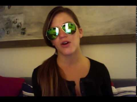 5f8fffac19 Ray-Ban Flash Aviators Sunglasses Size Review  55mm and 58mm - YouTube