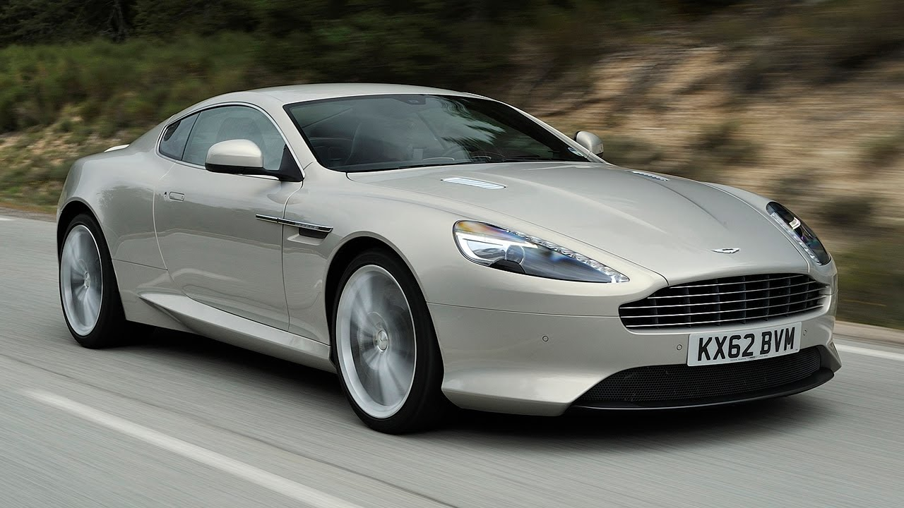aston martin db9, photo #1