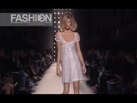 NINA RICCI Spring Summer 2005 Paris - Fashion Channel