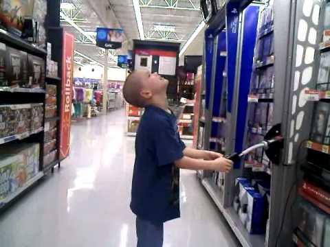 Walmart Freak Out