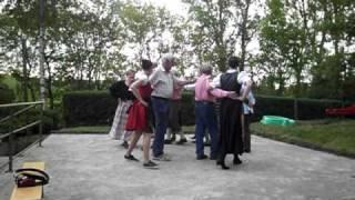 Trachtenverein Ditzingen - Tanz in den Mai 2011 - Sternpolka