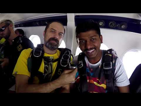 My Skydive Dubai Experience