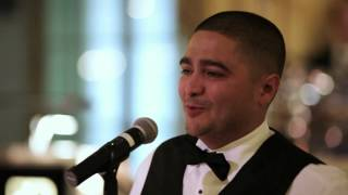 Emotional Best Man Speech(Brother speaks at his sister's Chicago wedding and talks about their relationship in an emotional speech. Video by: http://www.DelackMediaGroup.com. To view ..., 2012-08-20T22:40:34.000Z)
