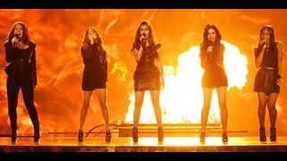 Fifth Harmony &quotStronger&quot - Live Week 5 - The X Factor USA 2012