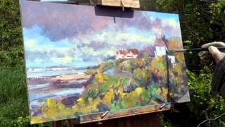 EDWARD SEAGO STYLE - RED ROCK, SUTTON by Norman Teeling