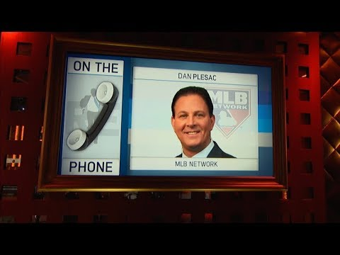 MLB Network Analyst Dan Plesac Talks Yankees-Marlins Trade & More - 12/21/17