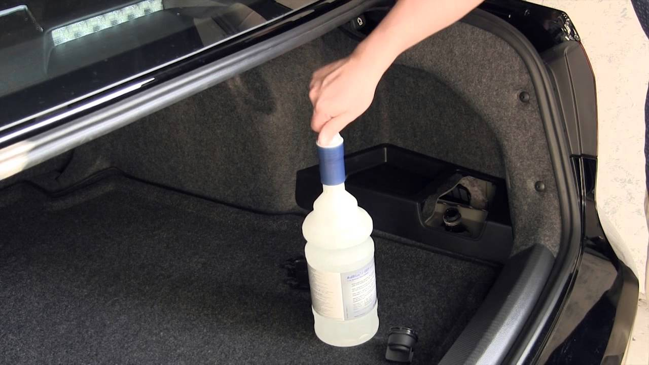 How To Refill The Adblue Fluid On A Vw Passat Tdi Diesel