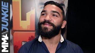 Bellator 228: Patricio Freire media day interview