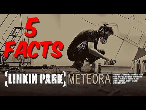 5 Facts About Linkin Park's #Meteora You Probably Didn't Know