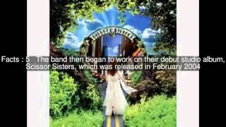Scissor Sisters discography Top  #17 Facts
