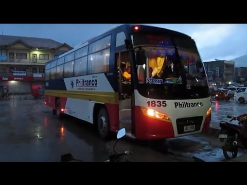 Mindanao To BICOL - RORO Philtranco