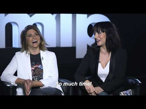 Carmilla stars talk Brand Content of the Year success  MIPTV 2018