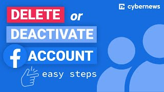 How to Delete Facebook Account in 2020 - Step by Step Tutorial