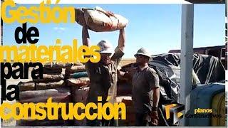 Gestión de materiales en la construcción