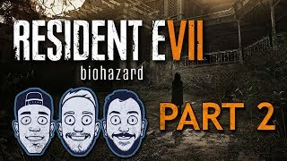 Resident Evil 7 Part 2 - The Jaboody Show
