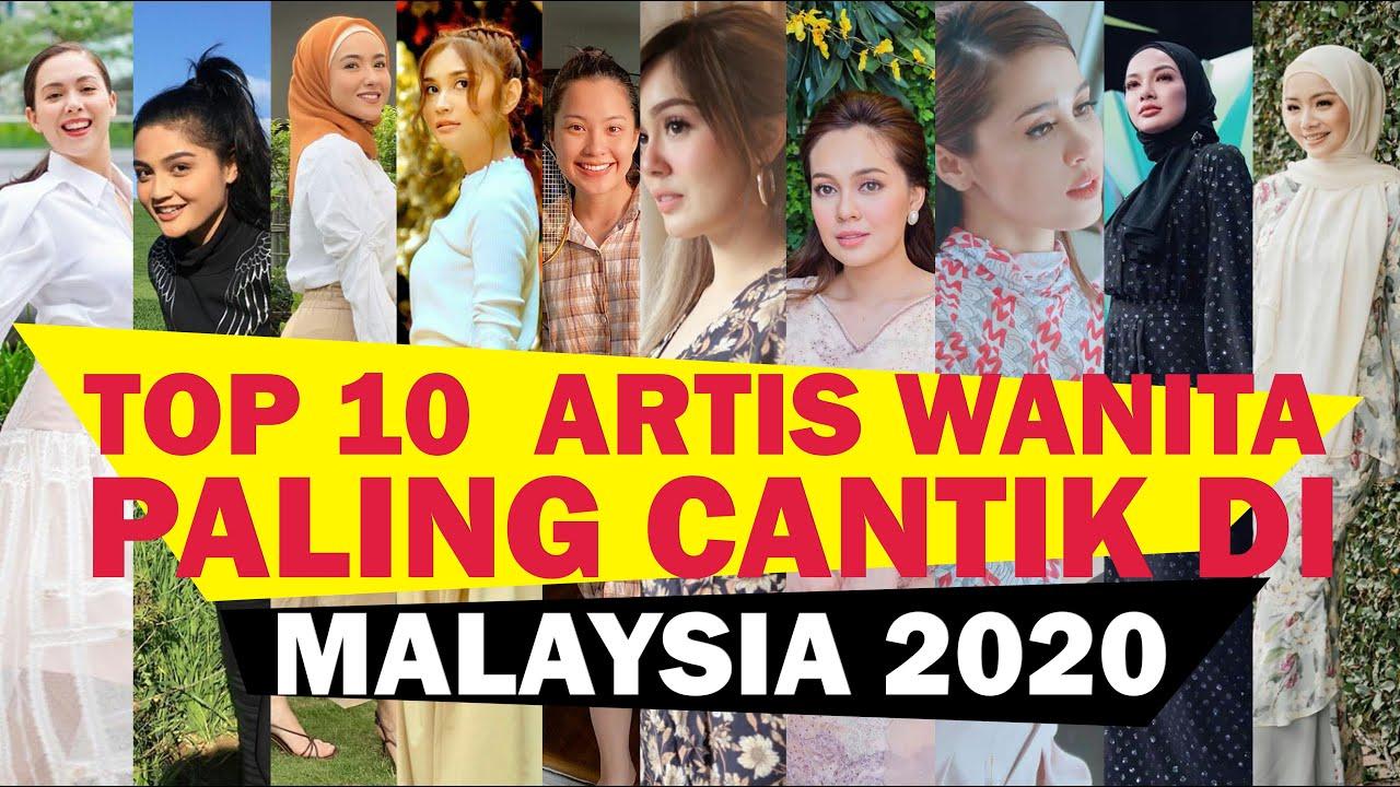 Download Top 10 Artis Wanita Paling Cantik Di Malaysia 2020