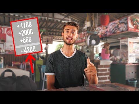 Was kostet 1 Monat Thailand? Auflistung & Fazit