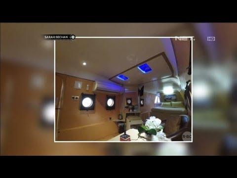 Pesawat Inul Daratista Dijadikan Hotel Mini Mp3