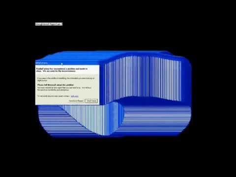 Windows XP Fatal Error