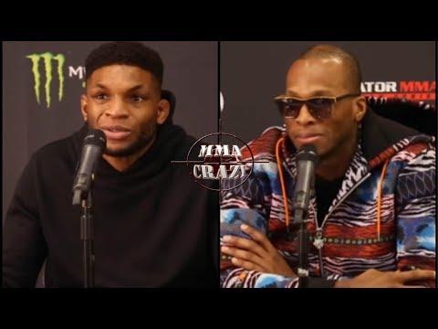 Bellator 216: MVP vs. Daley Pre Fight Press Conference Highlights