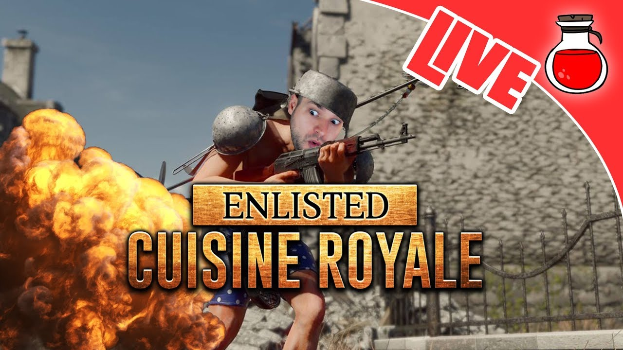 Cuisine Royale How To Heal I M A Pot Man Cuisine Royale Free Healing